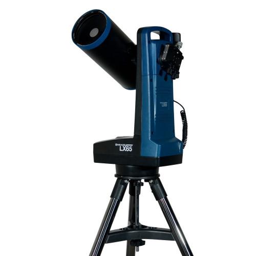 """MEADE, LX65 - 5"""" Maksutov-Cassegrain Elektronik Kundaklı Teleskop"""