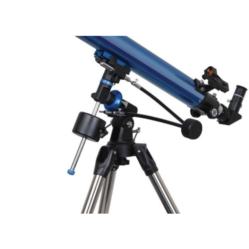 MEADE, Polaris 70 Ekvatoral-Mercekli Teleskop