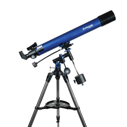 MEADE, Polaris 80 Ekvatoral-Mercekli Teleskop