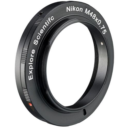 EXPLORE SCIENTIFIC, Nikon EOS T-Ring