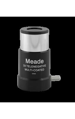 "MEADE, 4000 Serisi 3X Short-Focus Barlow Lens (1.25"")"