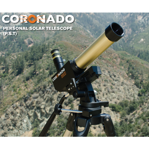 CORONADO, Personal Solar Telescope (P.S.T.) 1 Angstrom