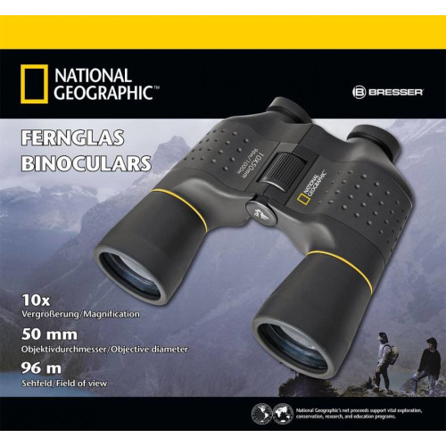 National Geographic 10x50 Dürbün