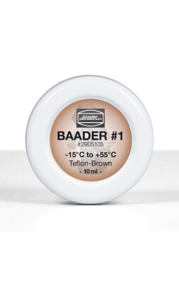 BAADER, Özel Dişli Gresi # 1 Teflon-Kahverengi