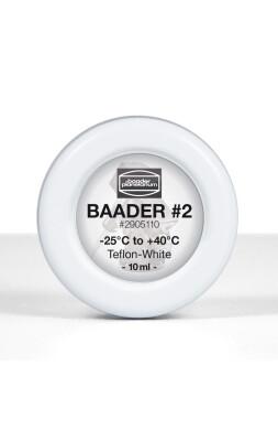 BAADER, Özel Dişli Gresi # 2 Teflon-Beyaz
