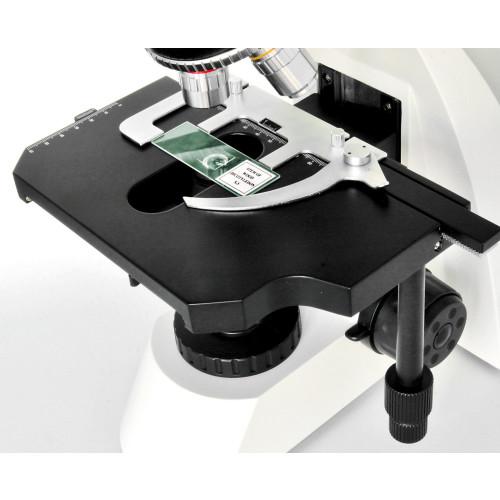BRESSER, Bioscience 40-1000X Trinoküler Biyolojik Işık Mikroskobu