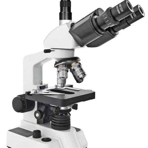 BRESSER, Researcher 40-1000X Trinoküler Biyolojik Işık Mikroskobu