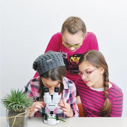 BRESSER, 20x Stereo Mikroskop