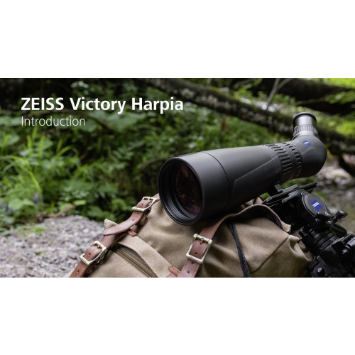 CARL ZEISS, Victory Harpia Spotting Scope 22-65x85 Set